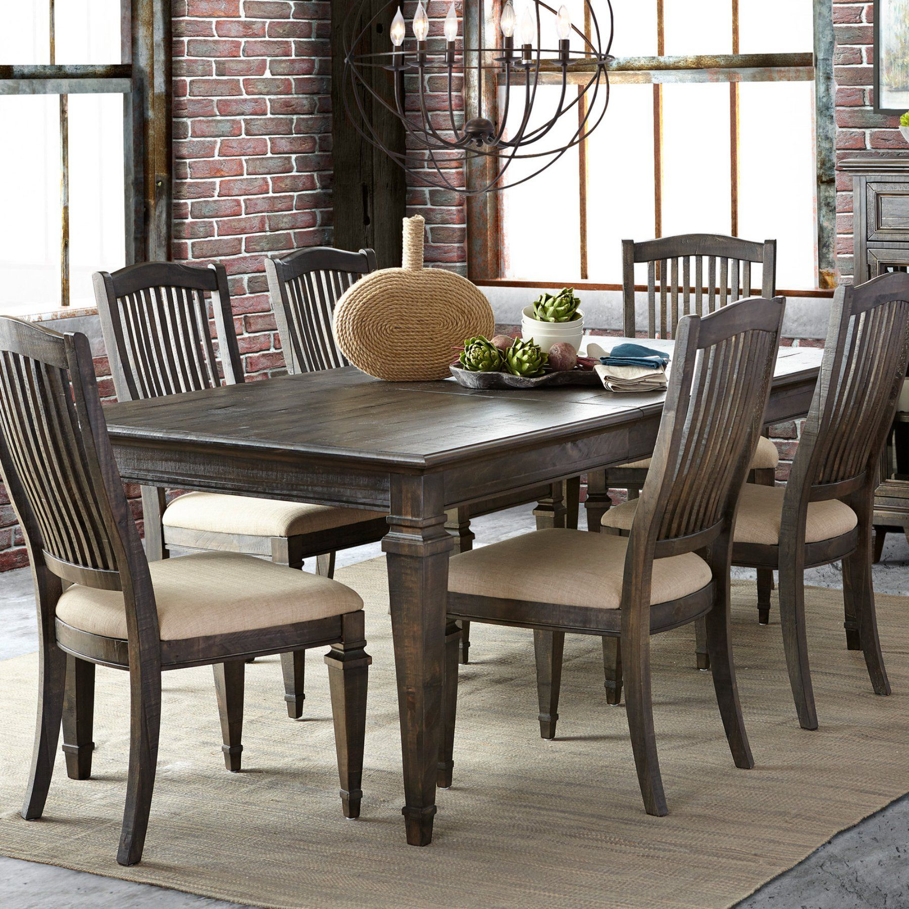 Magnussen Sutton Place Dining Table Mhf2441 Rectangular Dining
