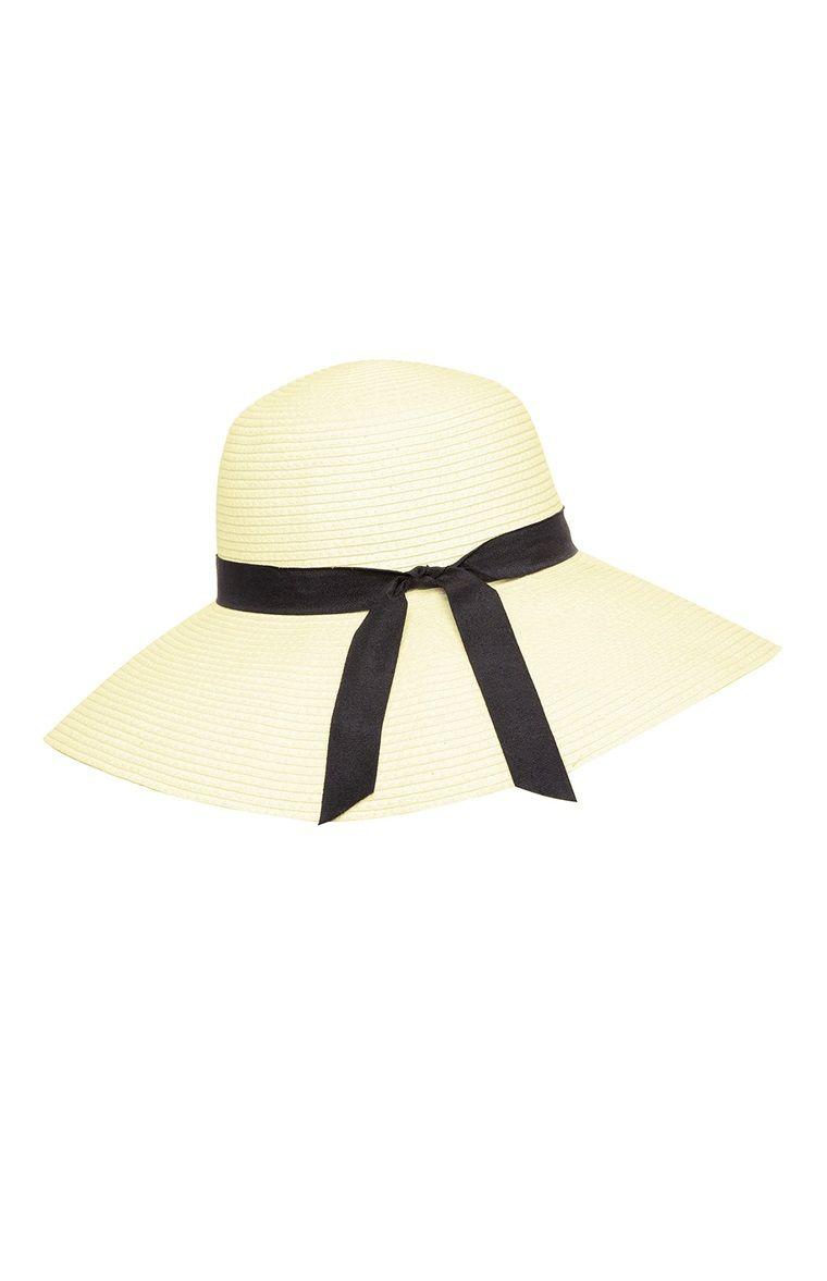 61189b354 Primark - Sombrero de paja | Moda y complementos | Sombreros ...