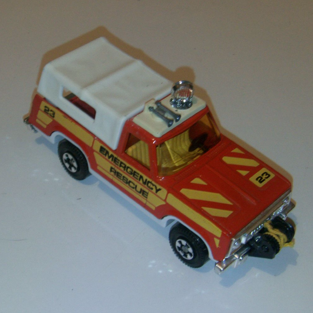 Matchbox Super Kings K 65 Plymouth Trail Duster 1974 Dated Base Matchbox Plymouth Cool Toys