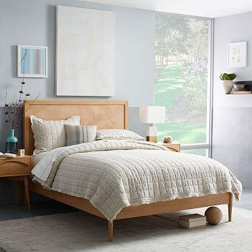 Meyer Von Weilligh Bed #westelm Bed options Pinterest Bedrooms