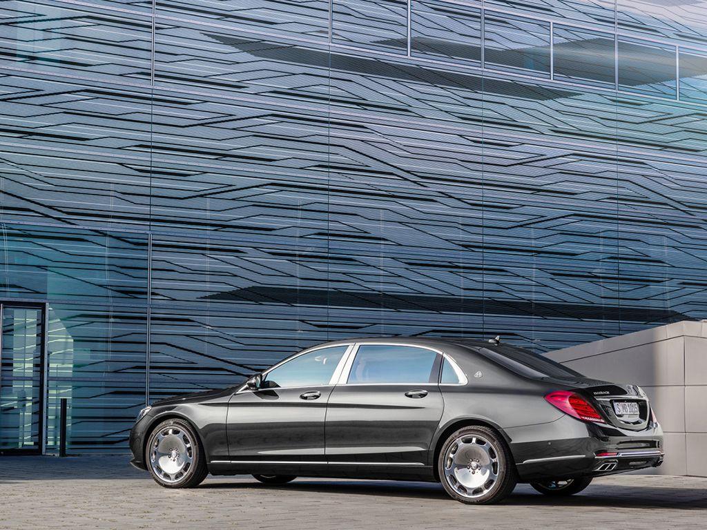 Mercedes Benz Clase S Maybach Voiture Mercedes Mercedes Nouvelle Mercedes