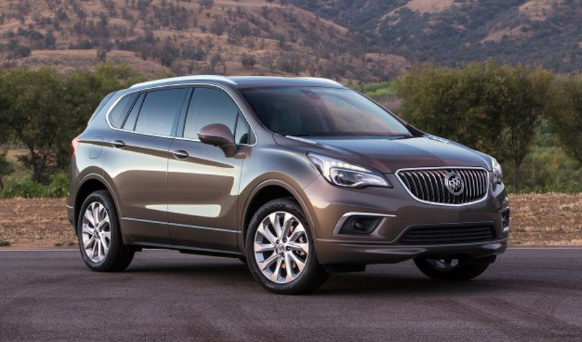 2019 Buick Envision Reviews Price Specs And Interior