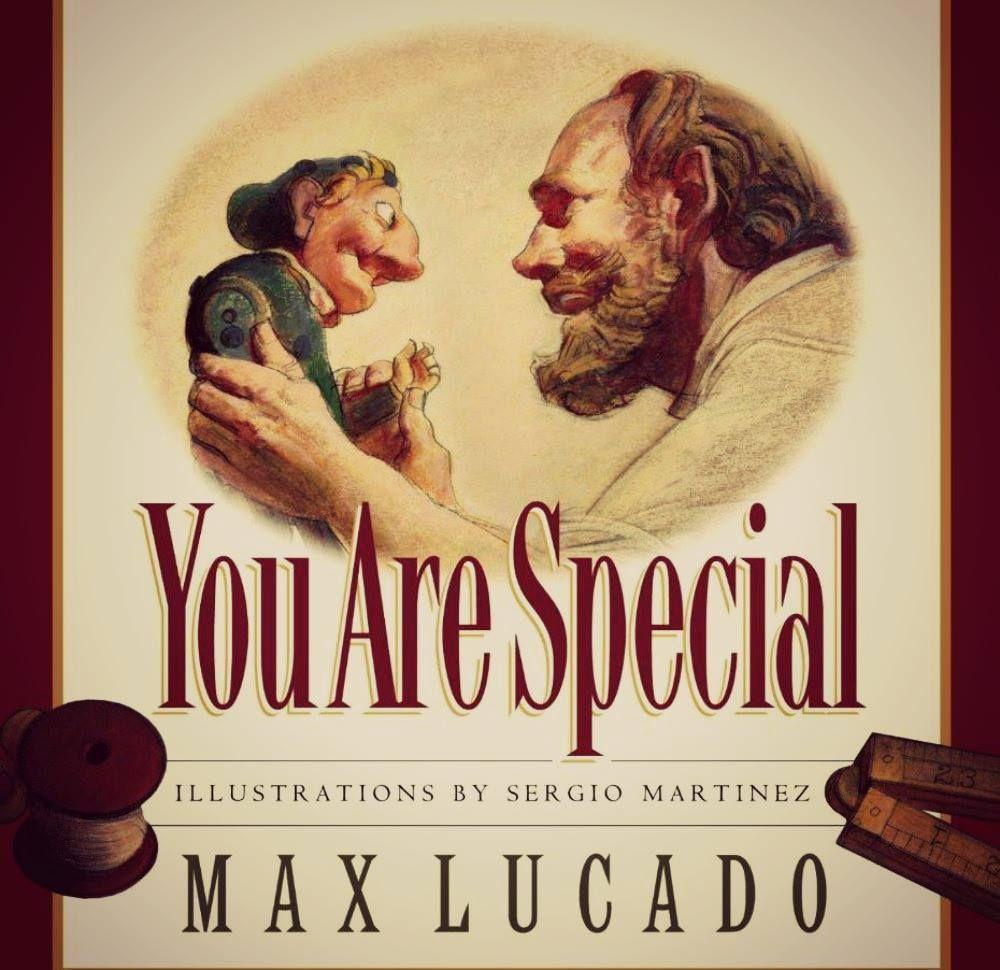 libro tu eres especial max lucado