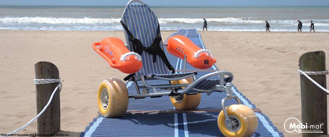 Mobi Mat Recpath Rollout Ada Beach Access Mat Wheelchair Beach Adaptive Sports