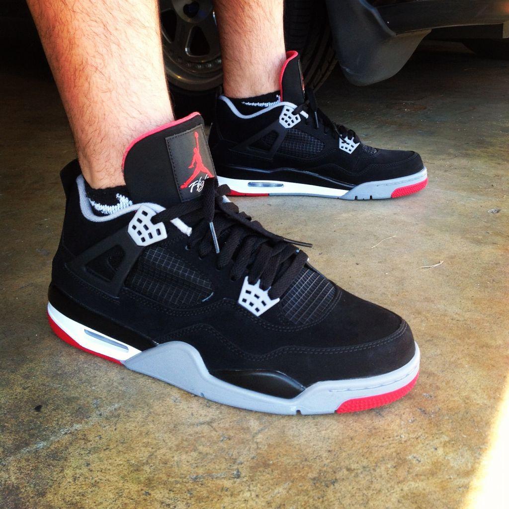 Air Jordan 4 Retro Cheap jordan shoes, Sneakers, Jordan