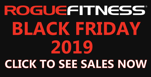 Black Friday Sales On Gym And Fitness Equipment Cyber Monday Too Rogue Fitness Fitness Black Friday