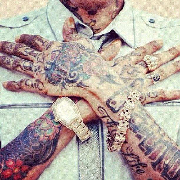 Vybz Kartel Vybz Kartel Cool Tattoos Tatted Men