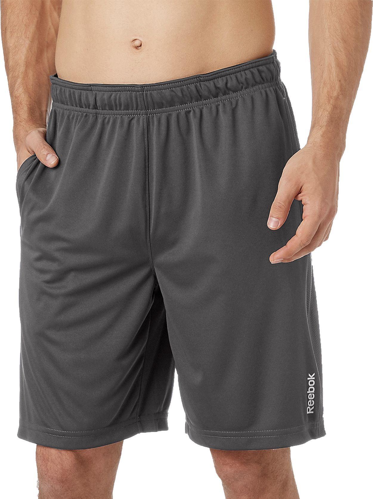 c2c0dcd01b Reebok Men's Solid Performance Shorts | Products | Reebok, Workout ...