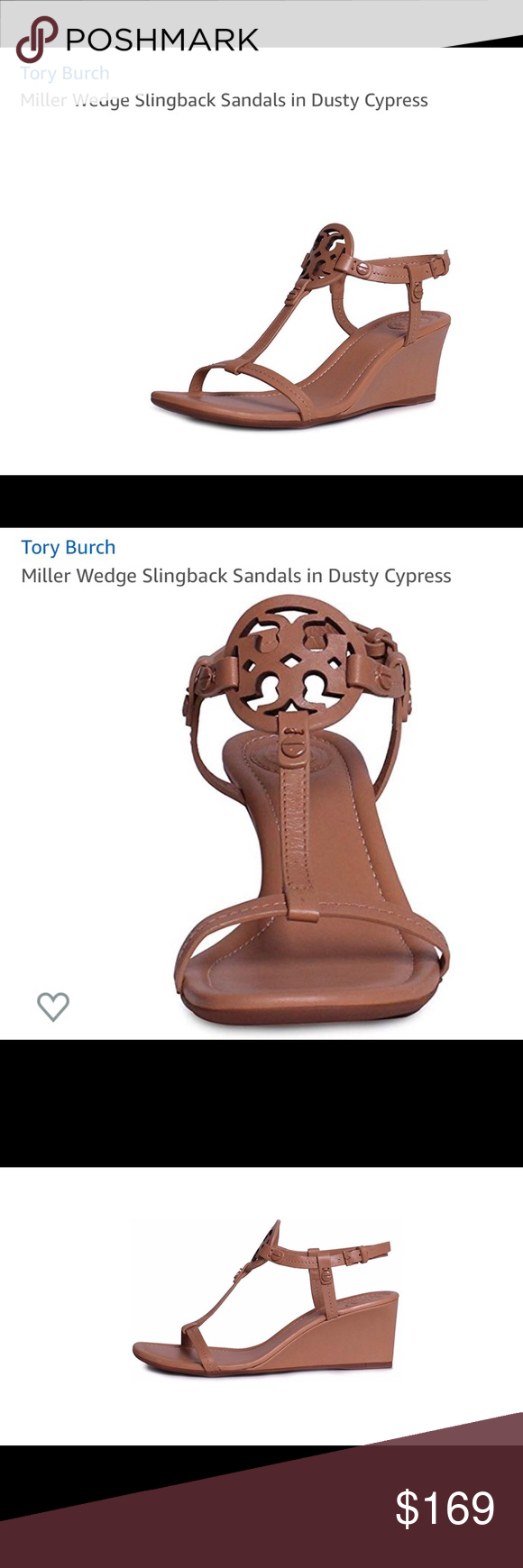 04fd28e0bf Tory Burch Miller Wedge Brand new! TB Miller Wedge in Dusty Cypress. Bought  online and can't return. My loss is your gain. Price is firm Tory Burch  Shoes ...