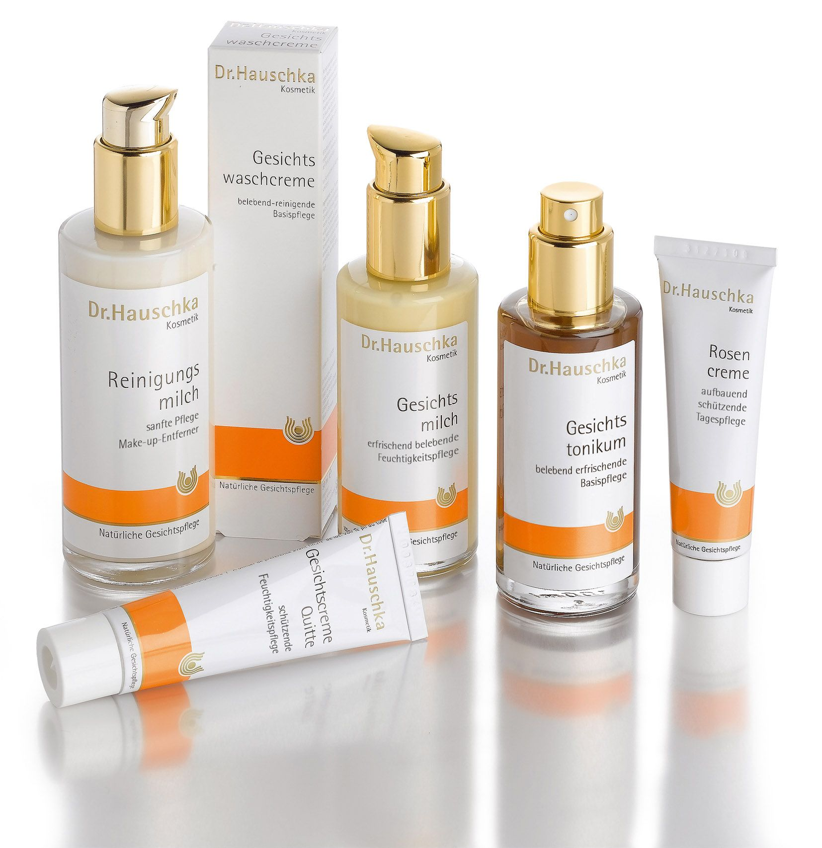 Dr. Hauschka SkinCare. Started using this product about a