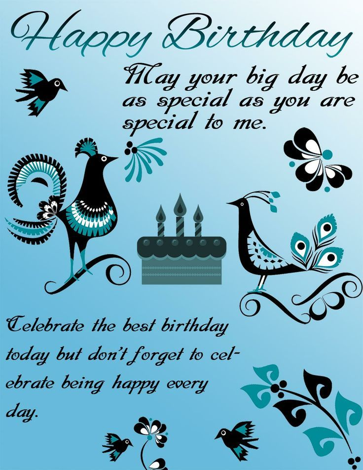 Happy Birthday Ecard Cards For Friends Pictures Greetings