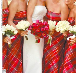 17 Best images about Tartan wedding on Pinterest  Black watches ...