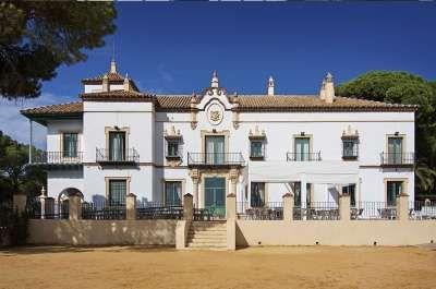Hotel Oromana Estilo En El Hogar Haciendas Cortijos Andaluces