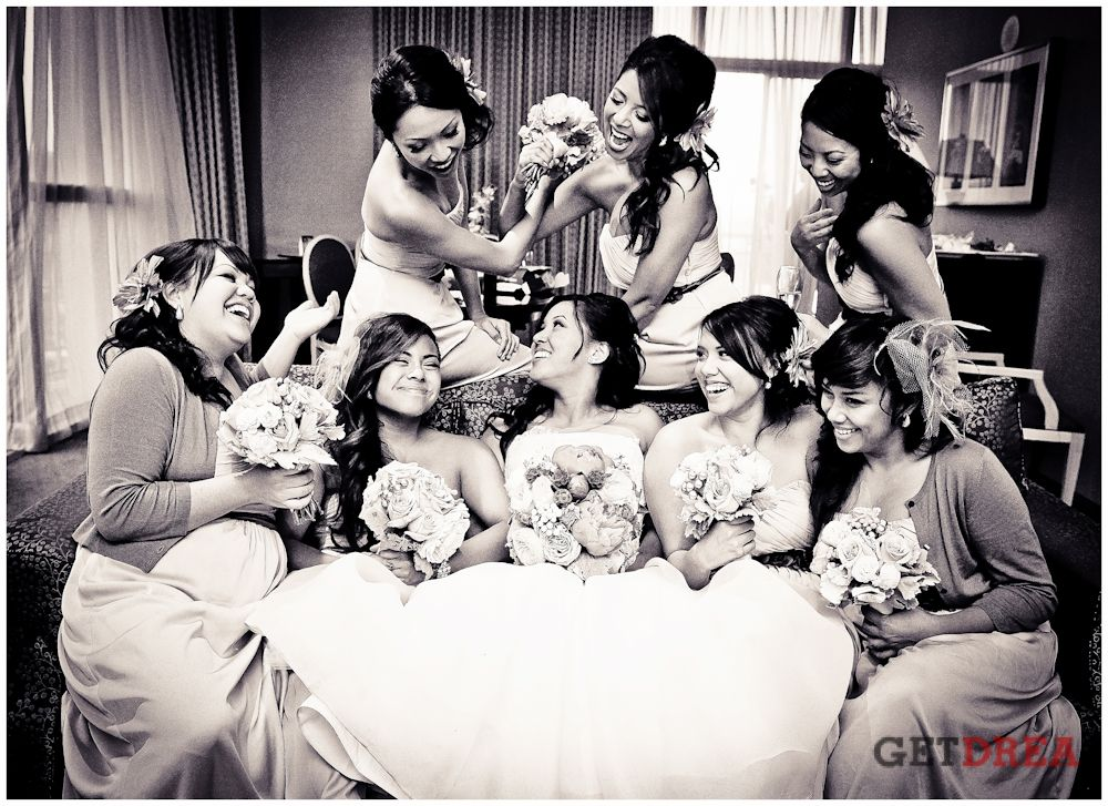 Bridesmaids, Weddings | GetDrea – The Official Site of getDrea Photography | Weddings, Headshots, Landscape, Travel www.getdrea.com