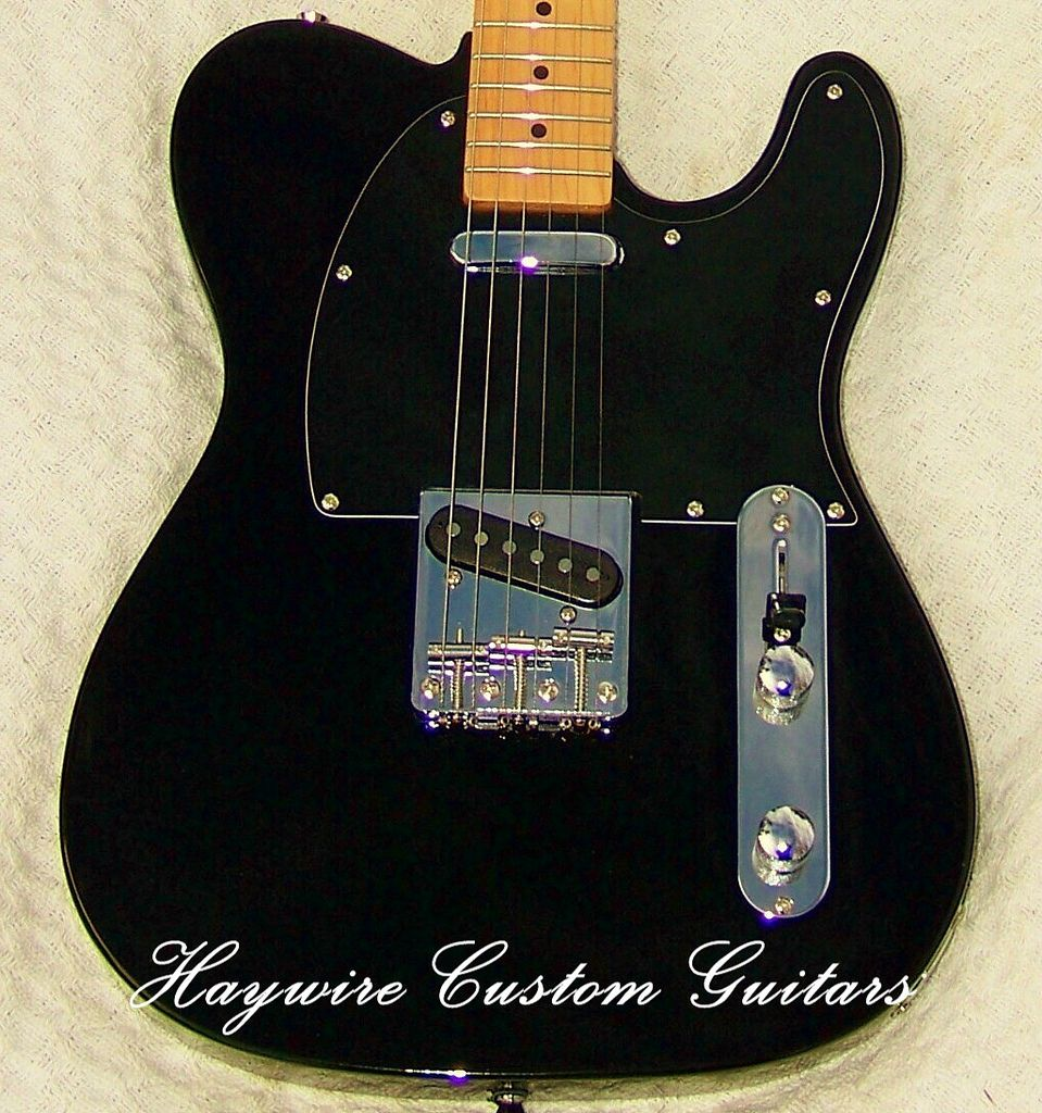 Custom Guitars Products From Haywire Custom Shop