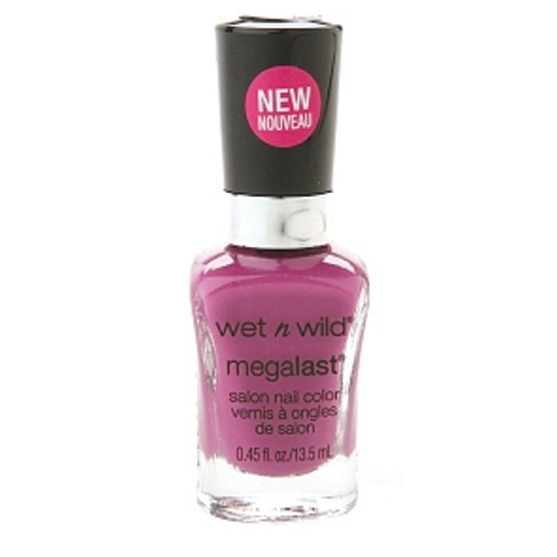 Wet N Wild Megalast Nail Color Through The Grapevine 0 45 Fluid Ounce