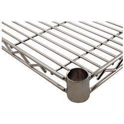 Wire Shelf Clips Flyeego 48 Pack Wire Shelving Shelf Lock Clips