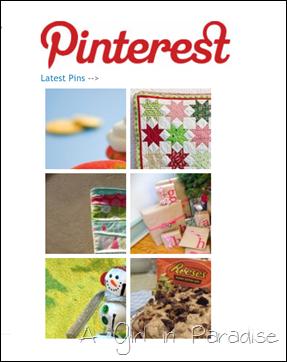 Pinterest widget for Blogger Bloggers.  Interesting; too bad I'm on WordPress.
