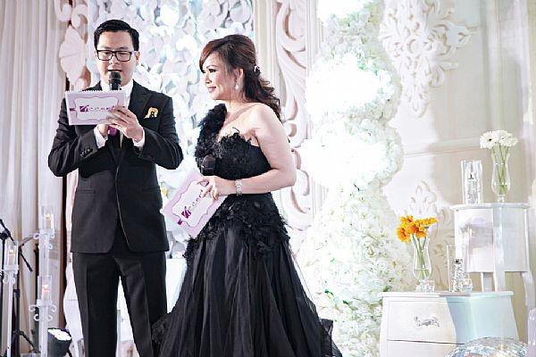 Accent Organizer Entertainment Mc Entertainment Pernikahan Pesta Pernikahan Pengantin