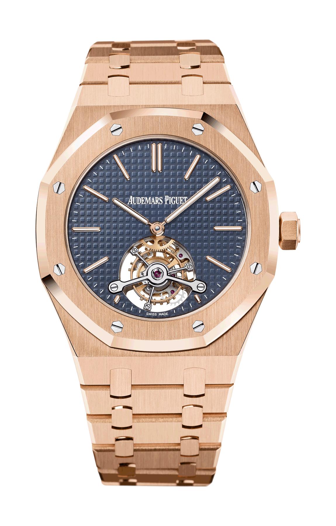 5617e5312cd Audemars Piguet ROYAL OAK TURBILHÃO - 41mm - 26510OROO1220OR01   Boutique  dos Relógios