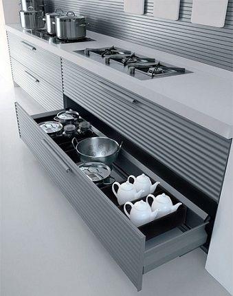 Modular Kitchen Drawer Kitchen Styles And Shapes Moduler Kitchen