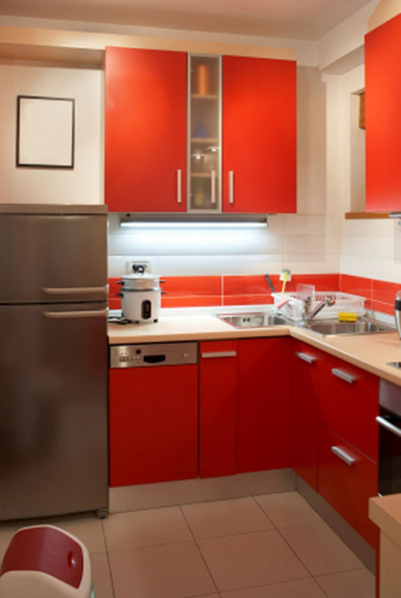 Kitchen Interior Design For Small Spaces In India With Images