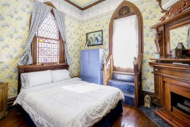 This Once Stately Church Is Now a Grandma-Chic B&B - GoodHousekeeping.com