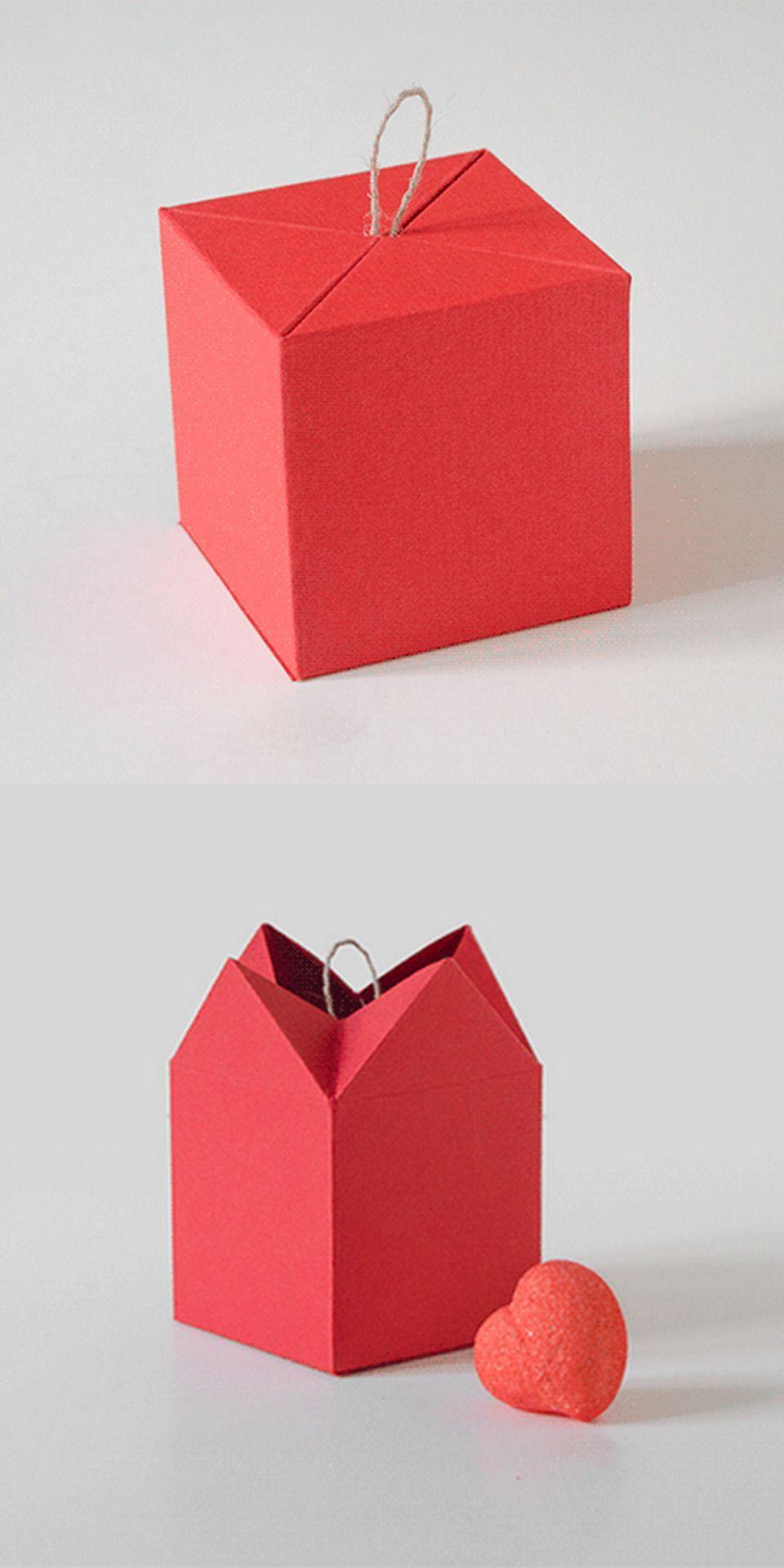 15 Lovely Homemade Gift Boxes Homemade Gift Boxes Origami Gift Box Diy Gift Box
