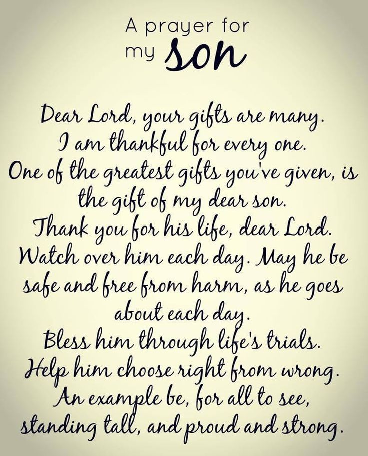 Image Result For Birthday Wishes For Son Quotes N Prayers