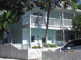 Truman Annex, Old Town, Key West, Private Setting with Luxury Features