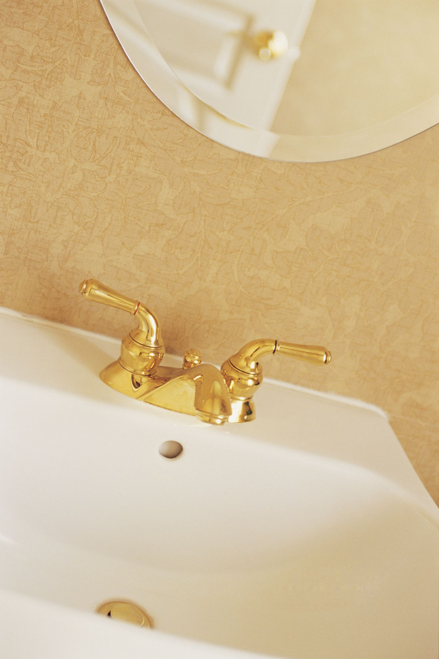 How To Get Rid Of The Smell From The Bathroom Sink Overflow Bathroom Sink Cleaning Sink Drains Clean Bathroom Sink