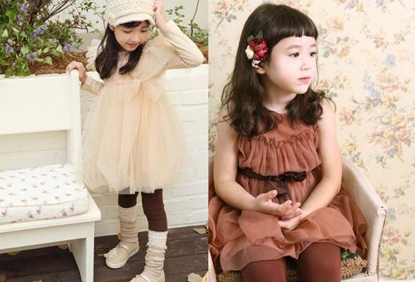 Fashion fit for a princess at Dreamy Princess Boutique(韓國童裝)