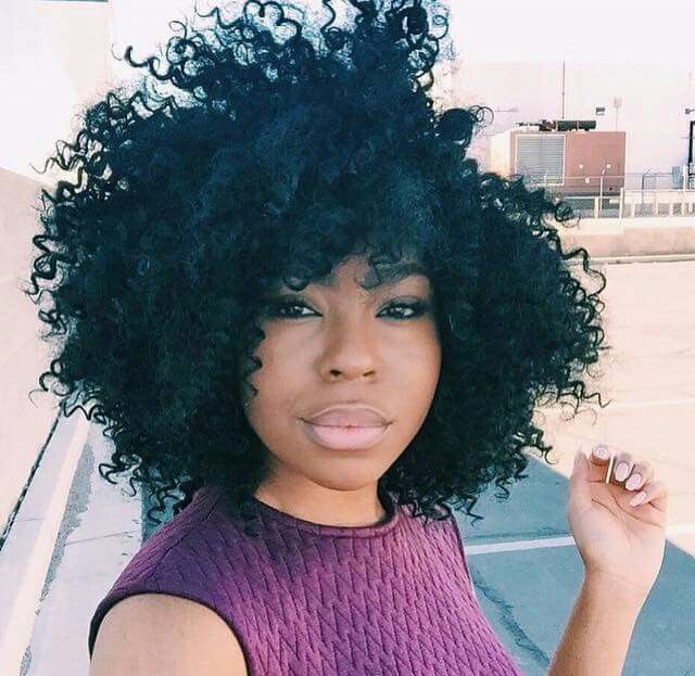 All I really want is for my hair to do this. Is that too much to ask for?