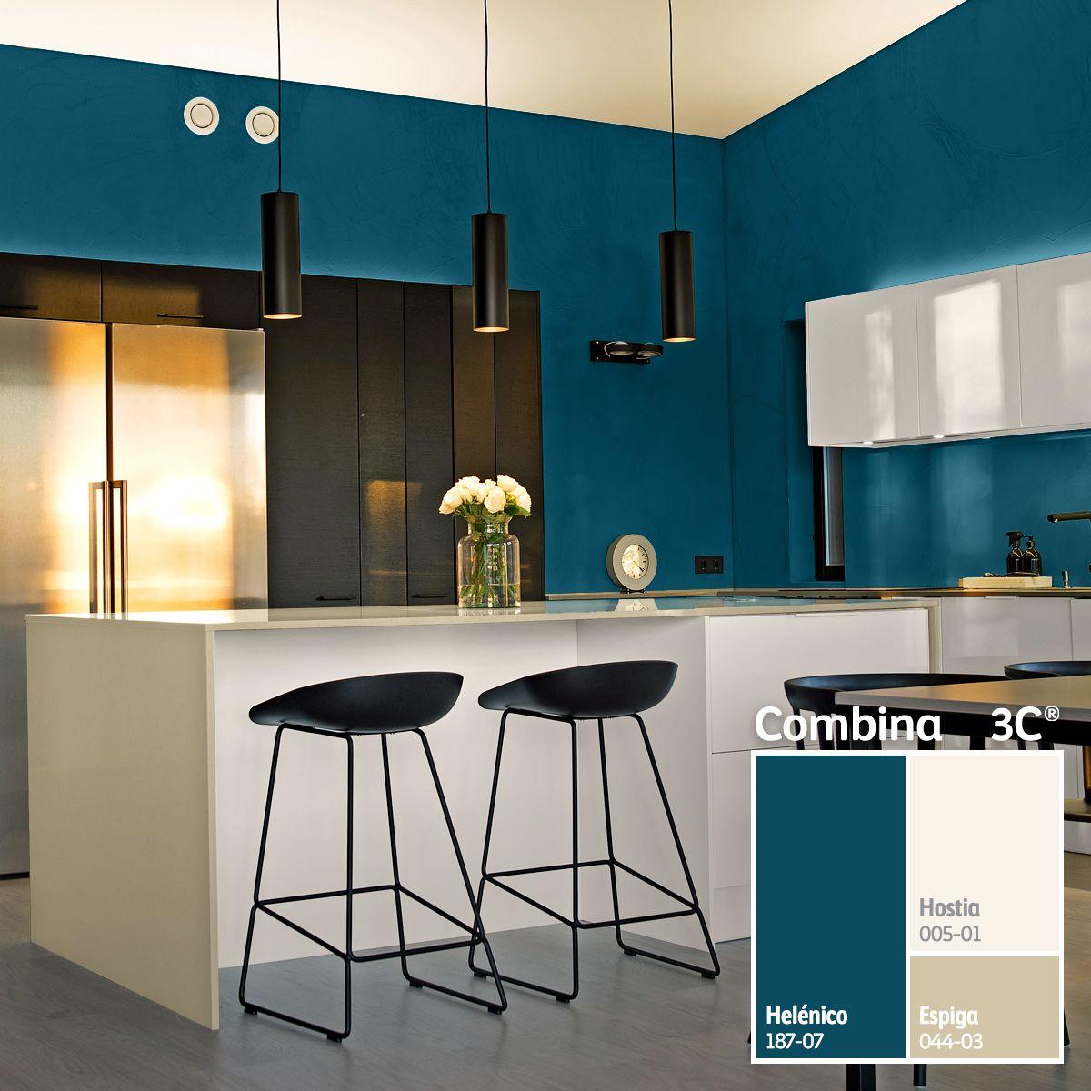 Un tono que hará más acogedores tus espacios: Helénico, color del ...