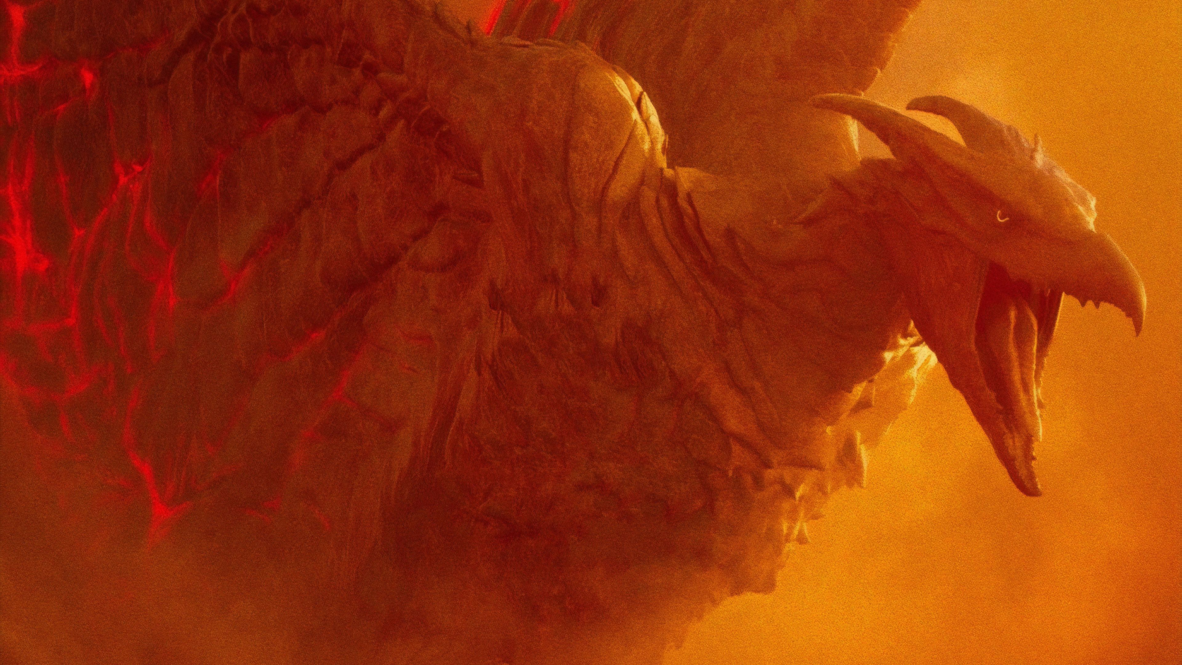 Rodan Godzilla King Of The Monsters 4k Poster Wallpapers Movies Wallpapers Hd Wallpapers Godzilla King Of The Monsters Wallp Godzilla Rodan Movie Wallpapers