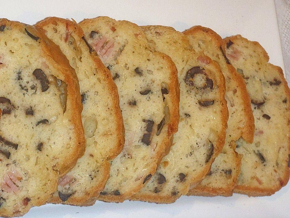 Käse - Oliven - Cake, ein schmackhaftes Rezept aus der Kategorie Tarte/Quiche. Bewertungen: 35. Durchschnitt: Ø 4,4.