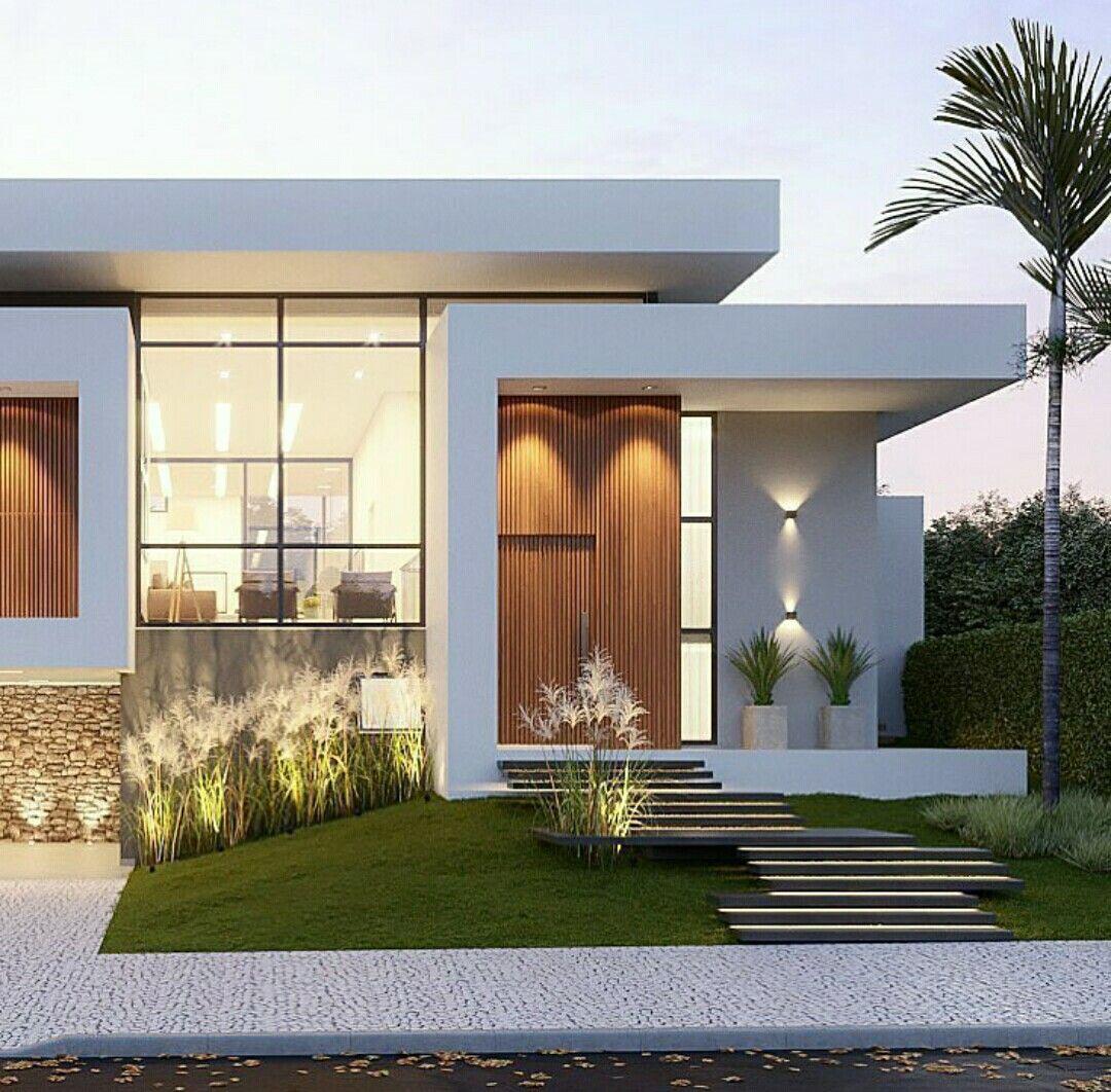 Fachada Arquitetura Contemporanea Fachadas De Casas Modernas