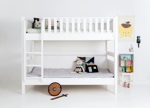 fanny seng Fanny Køjeseng, 90 x 200 cm, med lige stige | Kids room  fanny seng