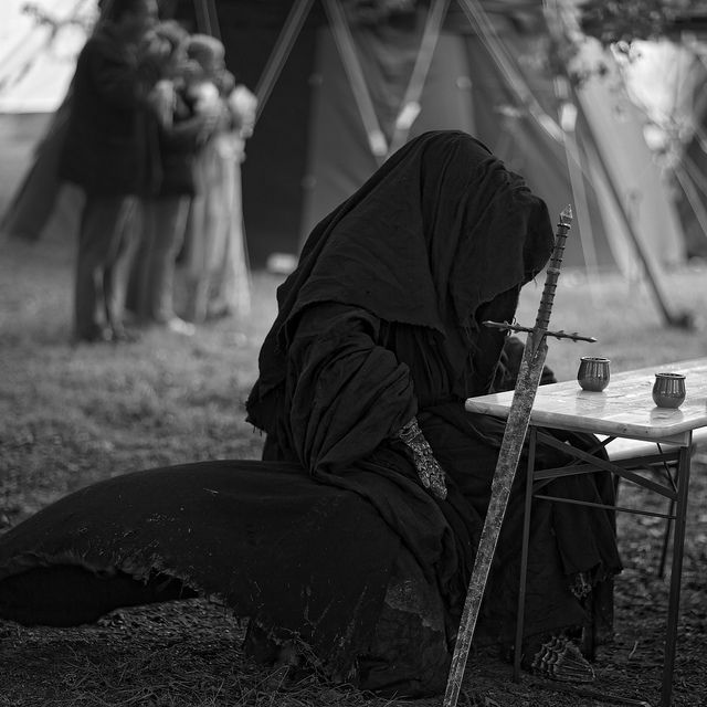 Ringwraith - A Hard Day's Work by Fouquier ॐ, via Flickr