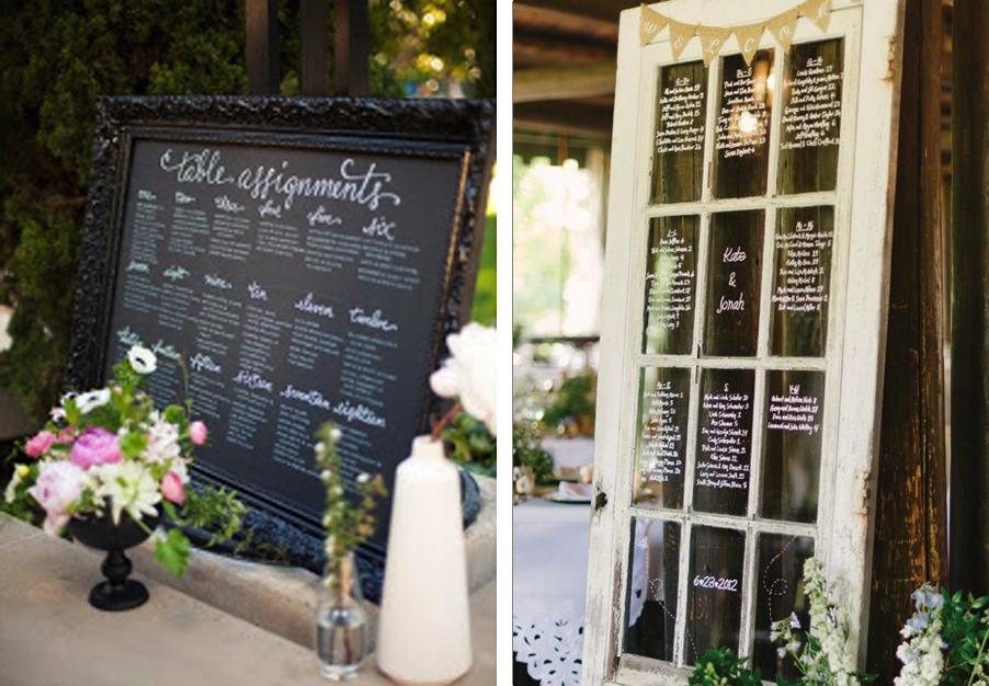 Escort Vs Place Cards | After Yes – Dallas Wedding Planner Blog ...