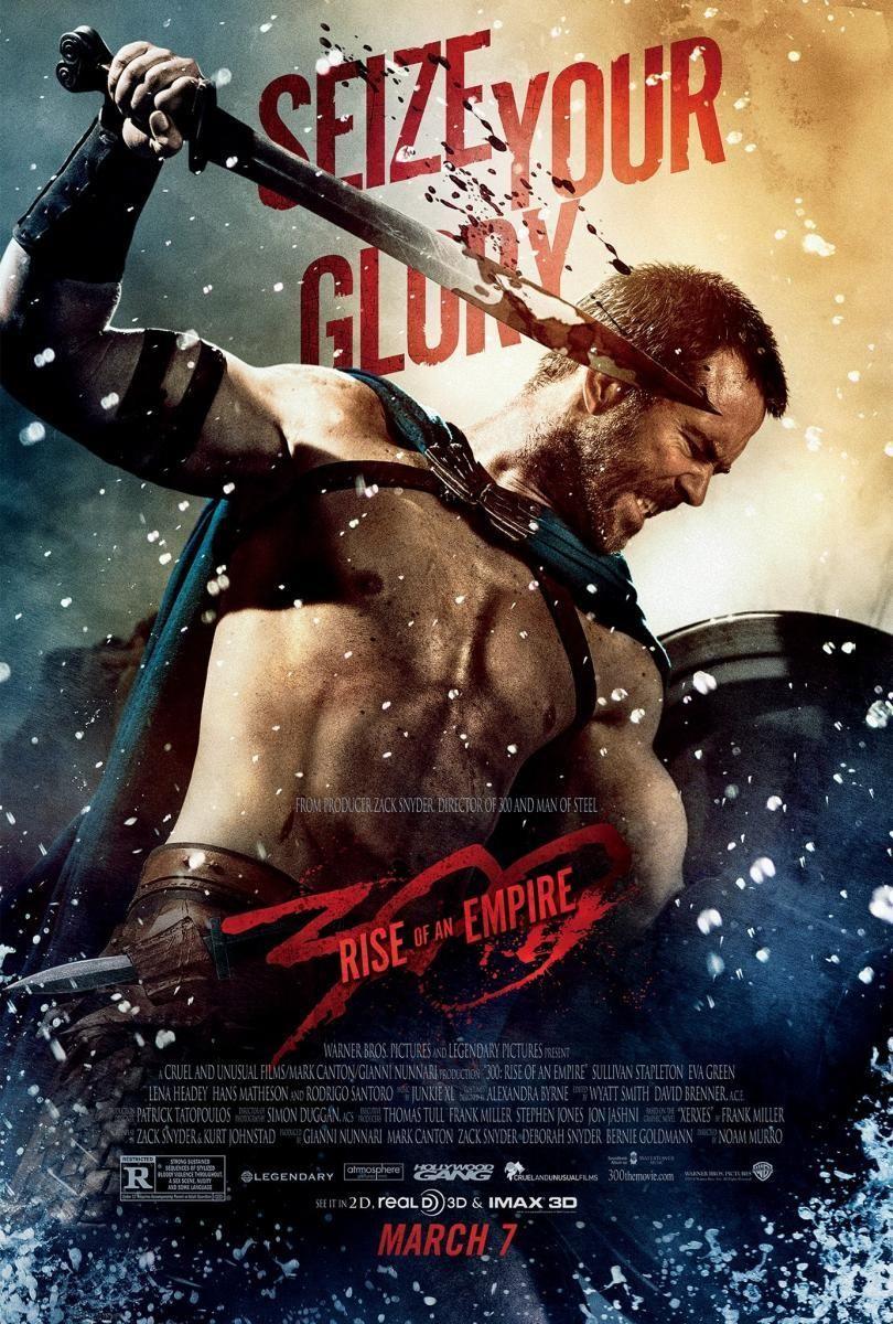 300 El Nacimiento De Un Imperio 2014 Filmaffinity Empire Movie Movie Posters Empire