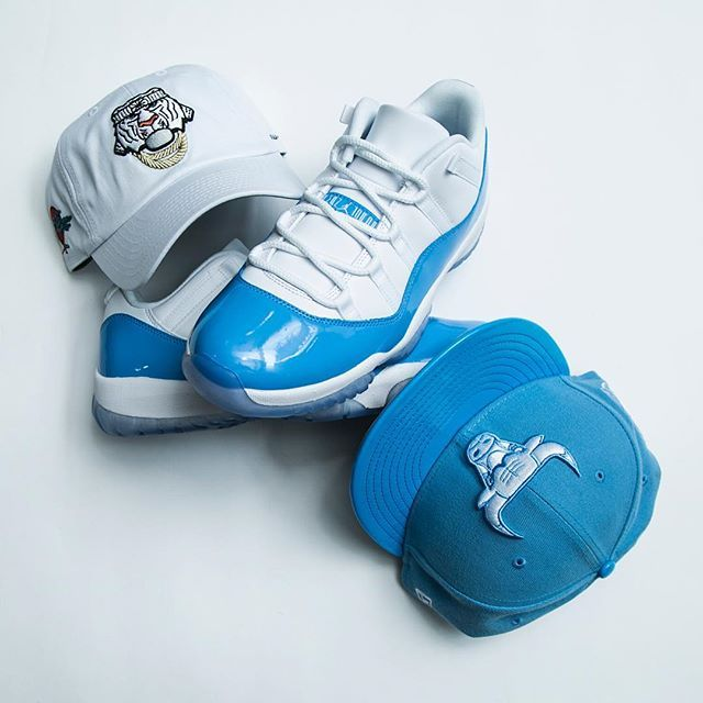 f88aad0583f Just in: The Air Jordan Retro 11 Low 'University Blue' is available at Jimmy  Jazz