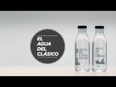 bwin presenta el Agua del Clásico - YouTube