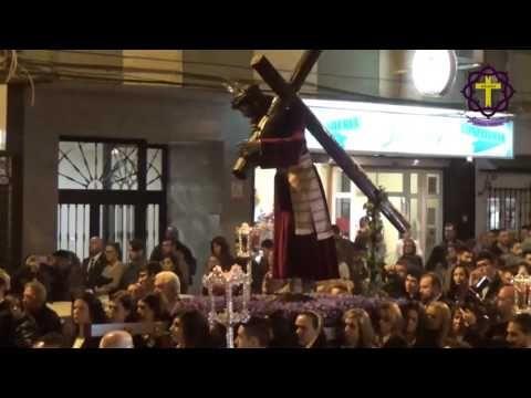 Nazareno Perdón Traslado Ida Nazarenos Vía Crucis Perdon