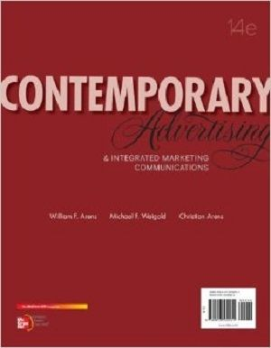Free test bank for contemporary advertising and integrated marketing free test bank for contemporary advertising and integrated marketing communications 14th edition by arens as it is actually practiced fandeluxe Choice Image