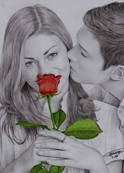 Husamalkhateb صباح الخير والزين كله انت يا زينة صباح الورد والورد بيديك انت تحلينه Pen Life Art Couple Art