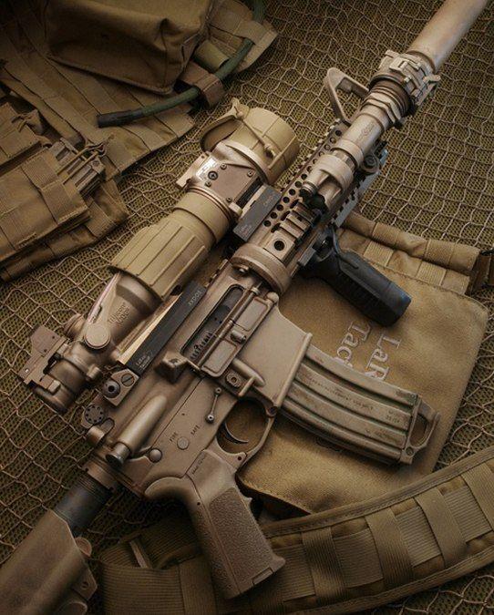 Gewehr, Handfeuerwaffen