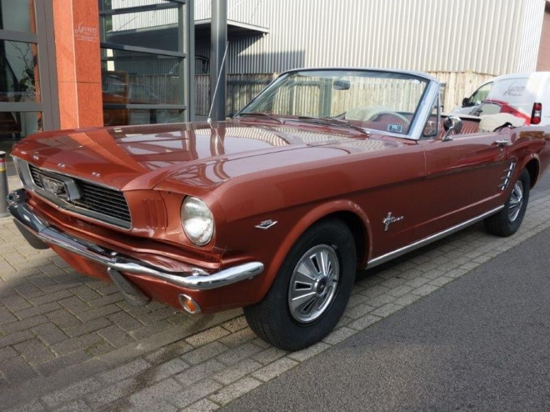 Ford Mustang convertible - 1966 | Cool | Pinterest | Ford mustang ...