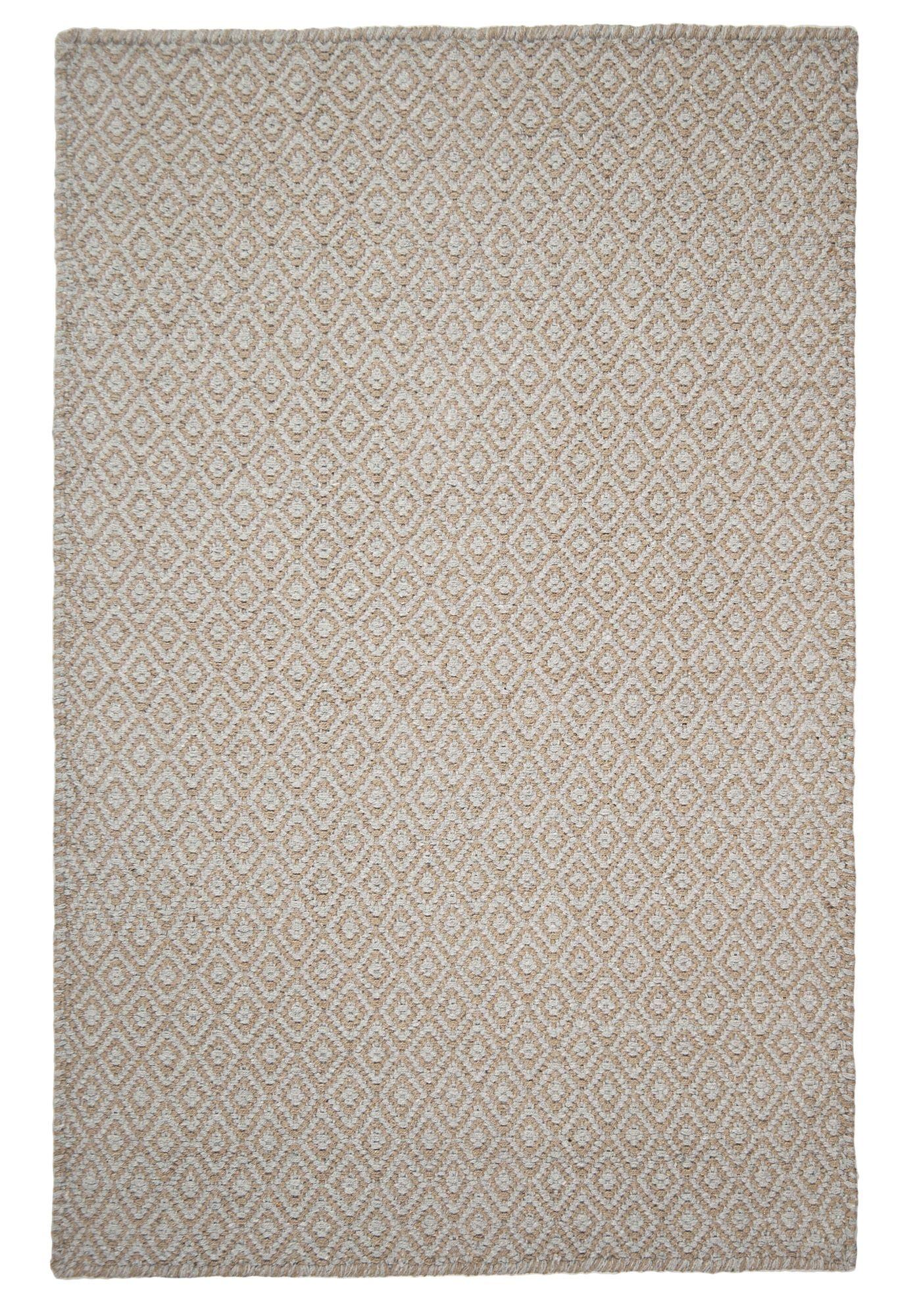 #HookandLoom Shelbourne Eco Cotton Rug - Taupe/Grey