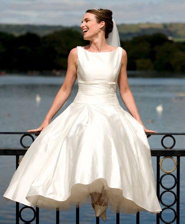 Tea Length Wedding Dresses Tea Length Wedding Dress Bridal Dresses Vintage Wedding Gowns Vintage,Flowy Dresses For Wedding Guest